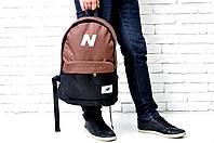 Спортивный рюкзак New Balance, из полиэстра