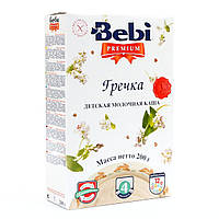 Детская молочная каша «Гречка» , 200 г. 1002626 ТМ: Bebi Premium
