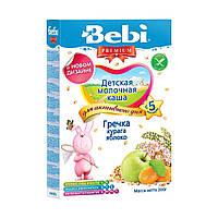 Детская молочная каша «Гречка, курага, яблоко», 200 г.  1002627 ТМ: Bebi Premium