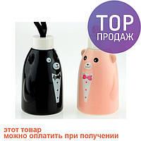 Термобутылка Gentle Bear 4 вида / термопосуда