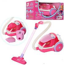 ДетскийИгрушечный пылесос Hello Kitty Мамина помощница HK 00038 R