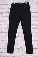 Женские джинсы с высокой талией и поясом на резинке Mimi Dave (код D042-1)25-30 размеры