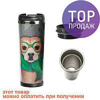 Термокружка Песик / термопосуда