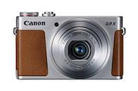 Фотоаппарат Canon PowerShot G9X silver