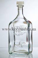Бутыль 1,2 л штоф (Украина)