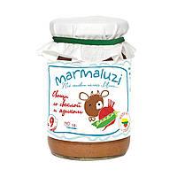 Пюре овощное Marmaluzi с говяжьим языком, 190 г 1283208 ТМ: Marmaluzi