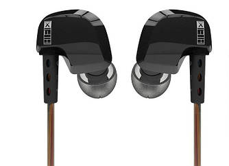 Hi-Fi наушники KZ HD9 Black.