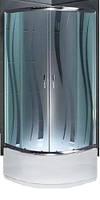 Душова кабіна INVENA Marbella AK-46-194 90x90 з глибоким піддоном 38,5см (Польща)