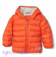 Gap Куртка оранжевая на мальчика Прималофт