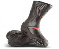 Мотоботы Akito NB-41 BOOTS BLACK/RED