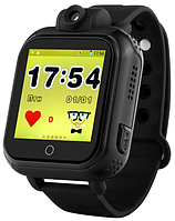 Часы Smart Watch Q200 Kids black WiFi/Gps/камера