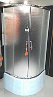Душова кабіна INVENA Marbella AK-46-192 90x90 з глибоким піддоном 38,5см (Польща)