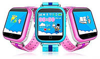 Часы Smart Watch Q100 Kids  pink