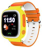 Часы Smart Watch Q90 Kids orange, фото 1