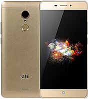 "ZTE V5 Pro gold 2/16 Gb, 5.5"", Snapdragon 615, 3G, 4G"