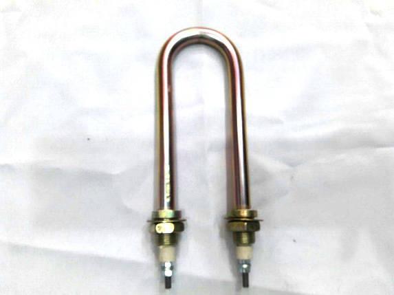 ТЭН-дуга для нагрева воды из оцинковки (1 кВт, Ø18 мм) ФИРМА, фото 2
