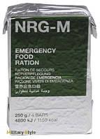 Аварийный рацион питания MSI NRG-M 250г (4 кубика) 40330