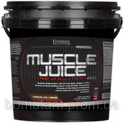 Muscle Juice Revolution 2,12 кг strawberry Ultimate Nutrition