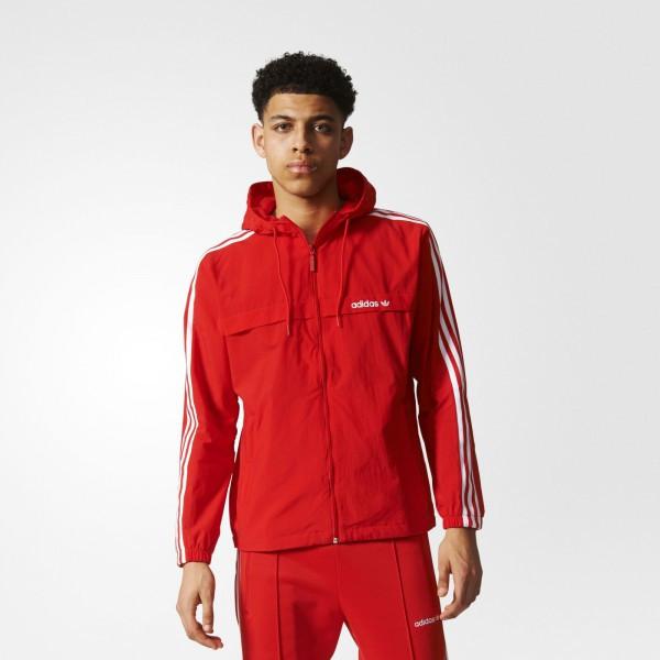 Мужская ветровка adidas Originals 3-Stripes BR4138 - Интернет магазин Tip -  все типы товаров 96c32315269