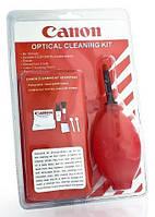 Набор для ухода чистки фотокамер KIT 7 в 1 (CANON)