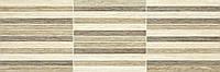Плитка MATALA BEIGE MOSAIC LINES ДЕКОР 25 x75