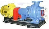 Насосы консольные К50-32-125, К65-50-160, К80-65-160, К80-50-200, К100-80-160