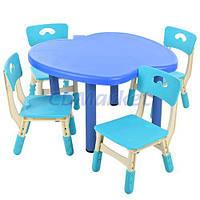Bambi Детский стол трансформер Bambi B0103-4