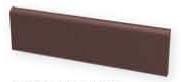 Плитка NATURAL BROWN COKOL 8,1х30