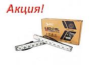 LED Авто Фара Ходовые огни DRL-9W комплект ( 2шт)!Акция