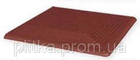 Плитка NATURAL ROSA DURO STOPNICE RYFLOWANE NAROZNE 30х30, фото 2