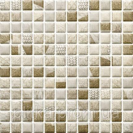 Плитка ATTIYA BEIGE MOZAIKA PRASOWANA MIX МОЗАИКА 29,8х29,8, фото 2