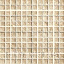 Плитка CASSINIA BROWN MOZAIKA PRASOWANA МОЗАИКА 29,8х29,8