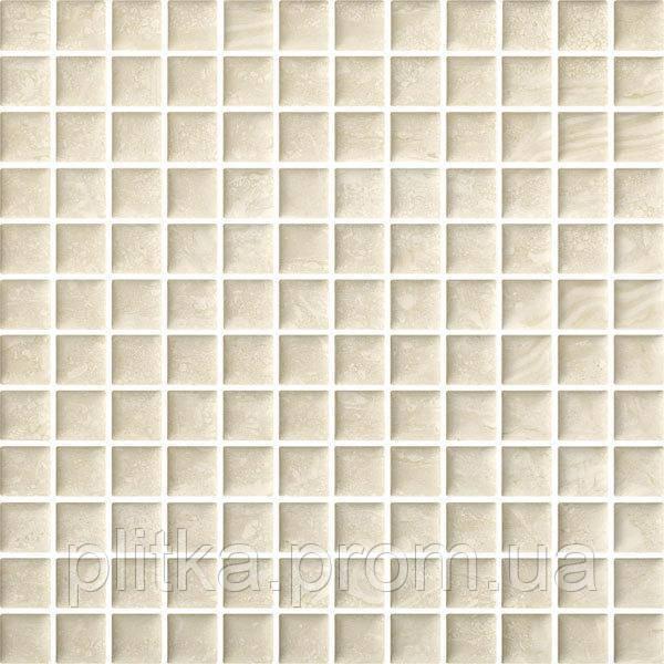 Плитка CORALINE BEIGE PRASOWANA (MONOPOROZA) МОЗАИКА 29,8х29,8
