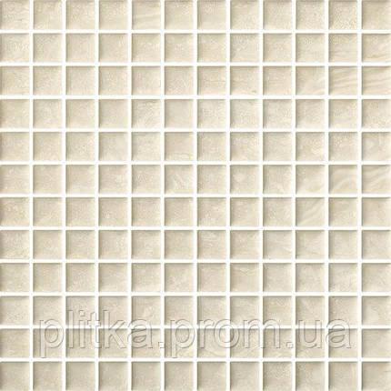 Плитка CORALINE BEIGE PRASOWANA (MONOPOROZA) МОЗАИКА 29,8х29,8, фото 2