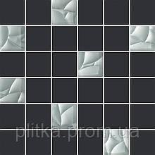 Плитка ESTEN GRAFIT/SILVER MOZAIKA CIETA MIX МОЗАИКА 29,8х29,8