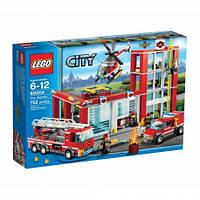 LEGO City 60004 Пожарное депо