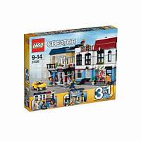 LEGO Creator 31026 Веломагазин и кофейня