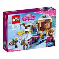 LEGO Disney Princess 41066 Анна и Кристоф: прогулка на санях