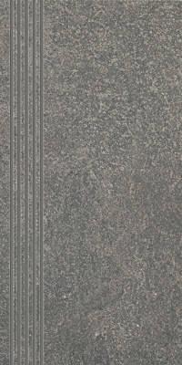 Плитка FLASH GRAFIT POLPOLER СТУПЕНЬ 30х60, фото 2