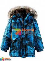Зимняя курточка для мальчика Lenne City 17336/6333
