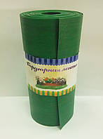 Бордюрная лента Геодор 28,5x900 см зеленая
