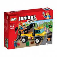 LEGO Juniors 10683 Грузовик для дорожных работ
