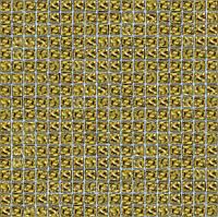 Мозаика моно рельефный золото 300 x 300     (код 636 )
