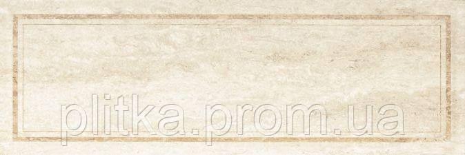 Плитка CASSINIA BEIGE FRAME СТЕНА 25х75, фото 2
