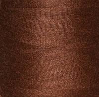 """Нитка №40/2 """"777"""" №178 4000 ярд(коричневый)"""
