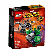 LEGO Super Heroes Marvel Comics 76066 Халк против Альтрона
