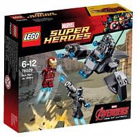LEGO Super Heroes Marvel Comics 76029 Железный человек против Альтрона