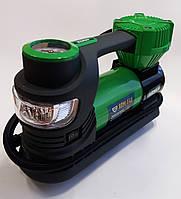Компрессор, 12V,  40 л/мин., прикуриватель, LED фонарь <ARMER>