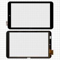 Сенсорный экран для планшета Prestigio MultiPad Visconte Quad (PMP880TD), черный, #PB80JG9461-R2