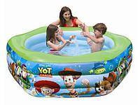 Детский надувной бассейн с героями мультфильма «История Игрушек»